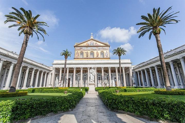 Basilica di San Paolo_Roma