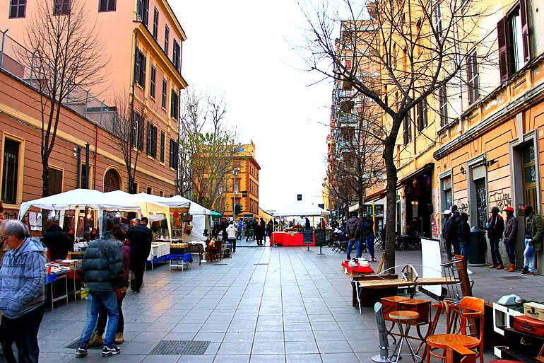 Pigneto, Rome