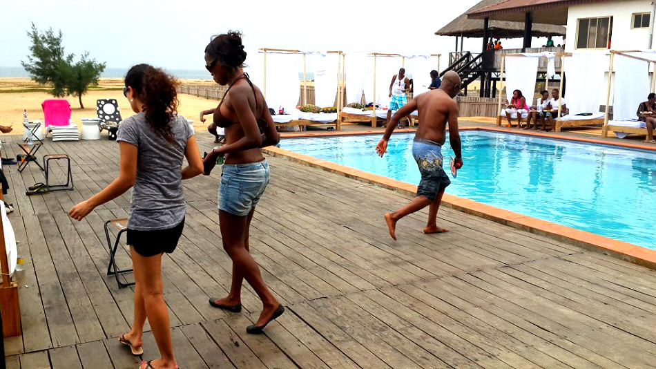 PoP Beach Club Lagos