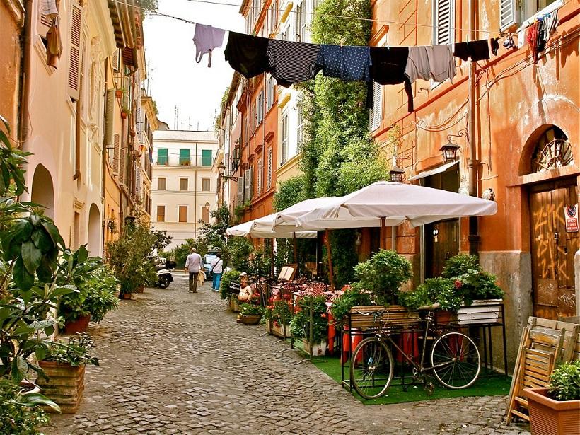 Trastevere_rome