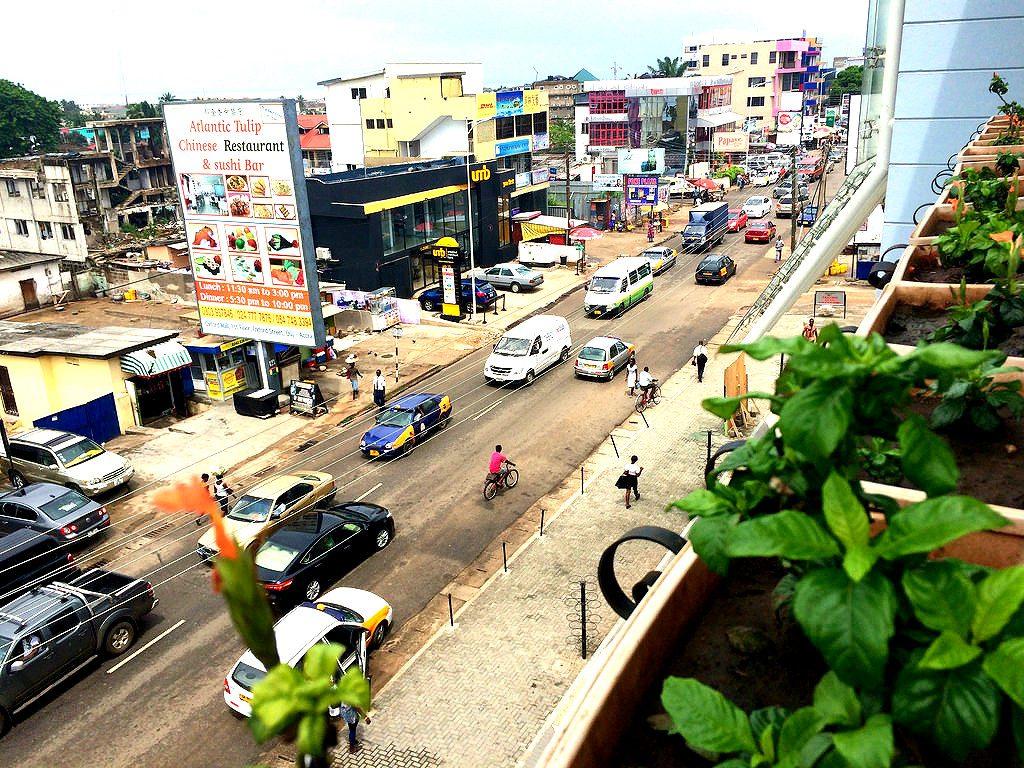 Accra-streets-Ghana