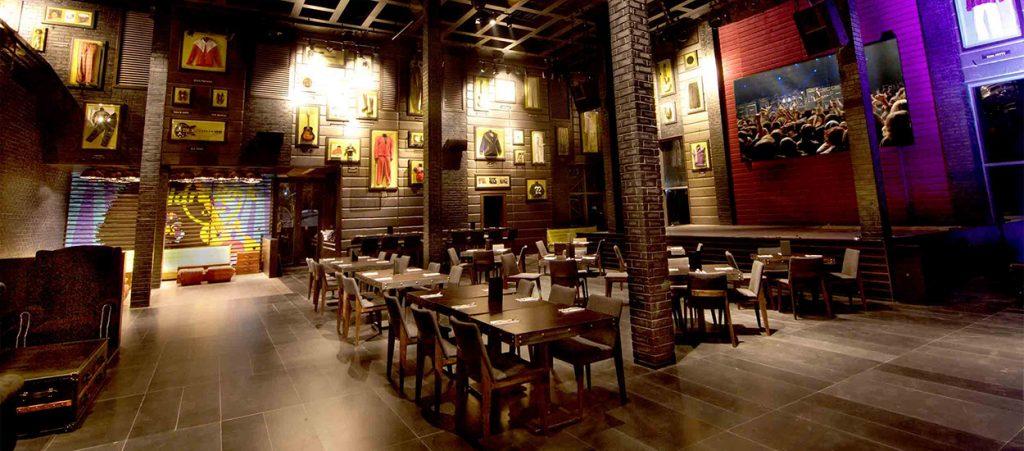 Hard Roke Cafe Lagos