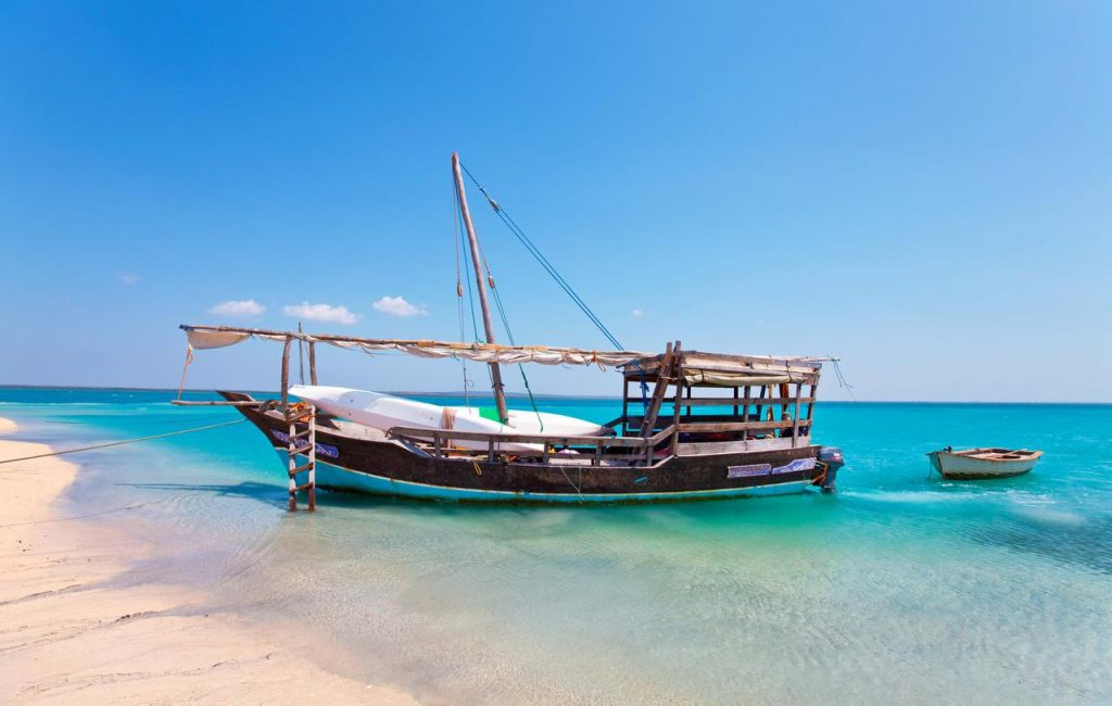 Sandbank Beach, Ibo Island, Mozambique - Africa's best offbeat beaches