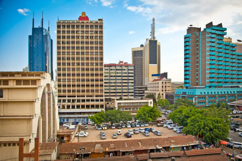 Nairobi, the capital city of Kenya. African Destinations Savvy Travellers Have On the Radar