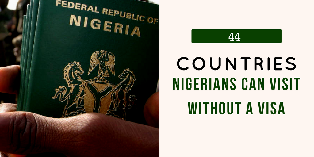 Countries That Nigerians Can Visit Without a Visa