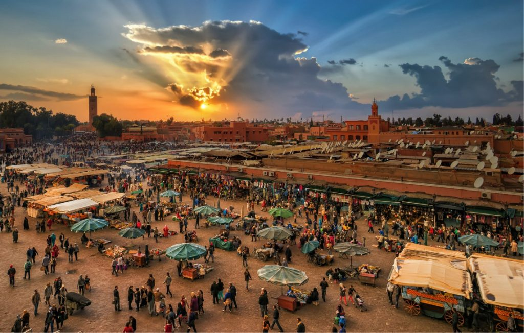 marrakech-morocco-Africa-cheapest-exotic-travel-destinations