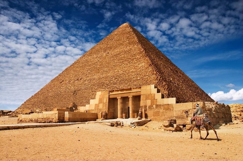 pyramids-at-giza-history