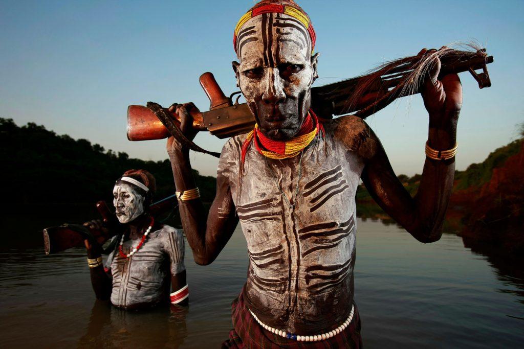 Omo River Region, Ethiopia