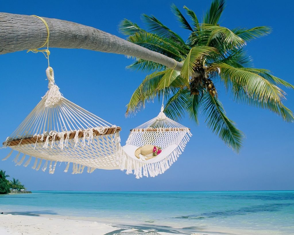 tropical-beach-hammock-seychelles
