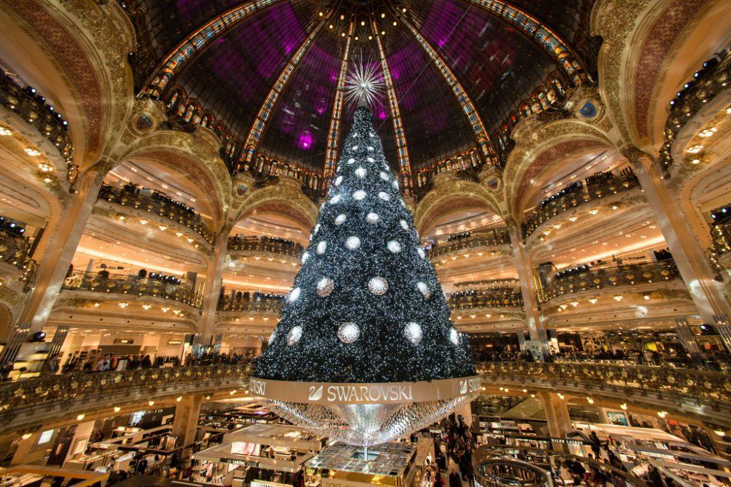 galeries-lafayette-christmas-lights-paris