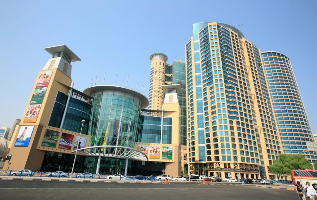 Abu Dhabi Shopping Malls