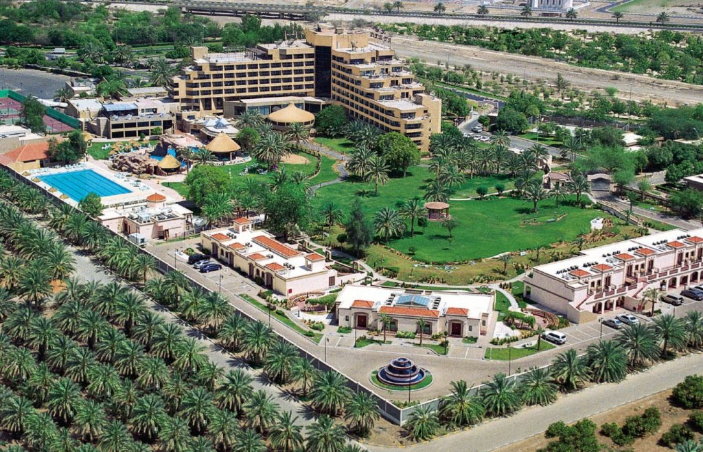 Danat Al Ain Resort Hotel