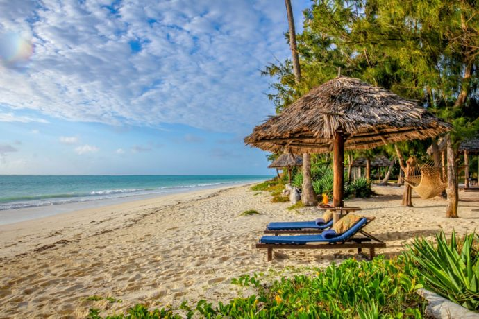Zanzibar-Beach