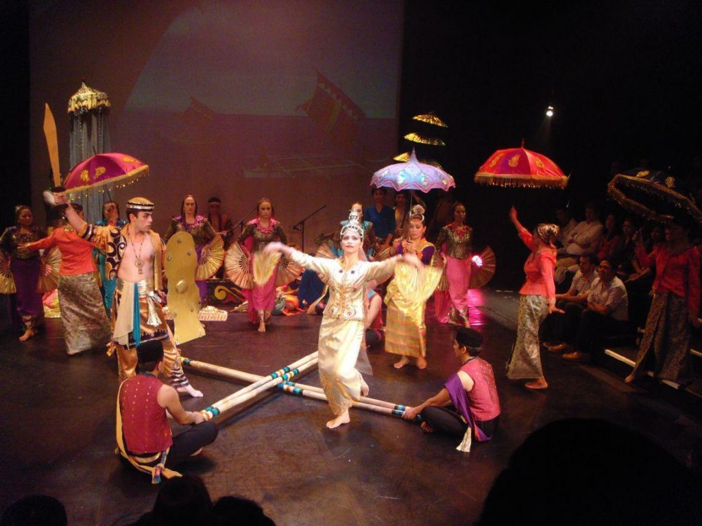 Singkil is a traditional Philippines dance