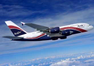 arik-air-flying-plane