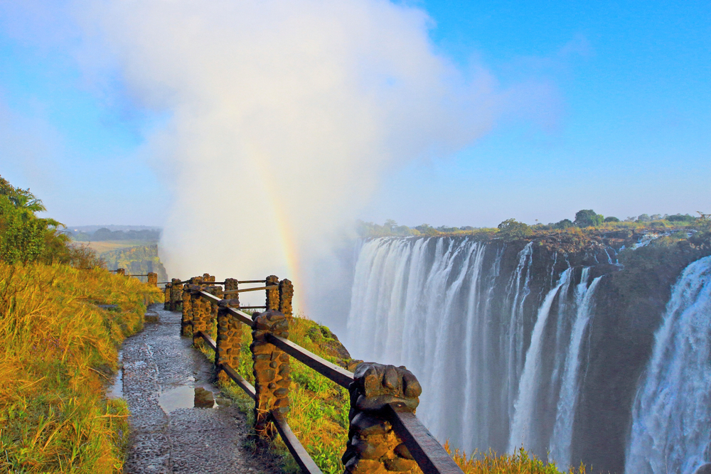 Reasons to visit Zambia