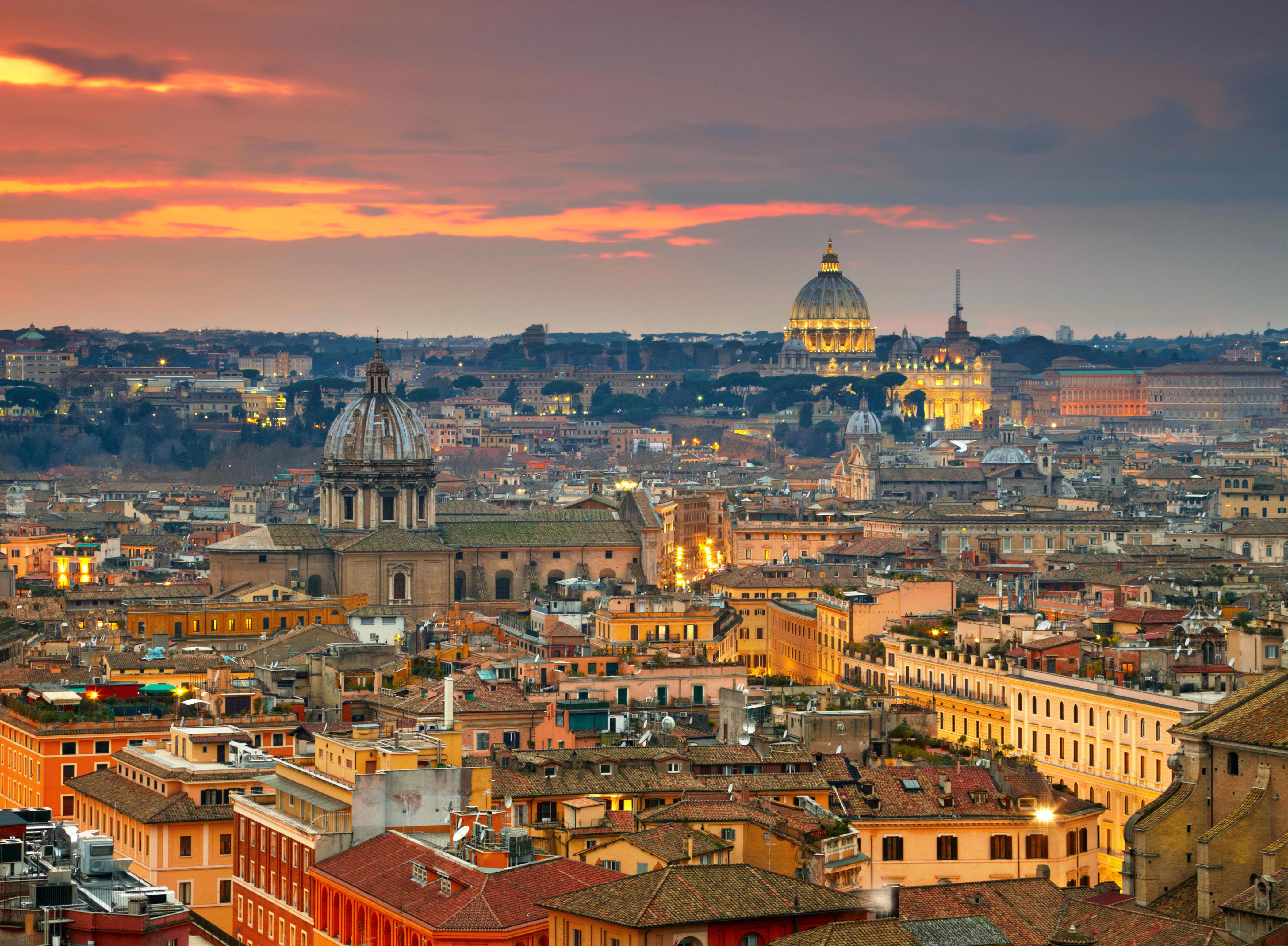 Terrazza del Gianicolo - Travelanders.com | A Travel Blog for Travel ...
